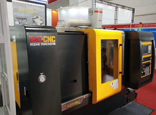 INTRODUCING MIKE MACHINE CNC MC4200BL