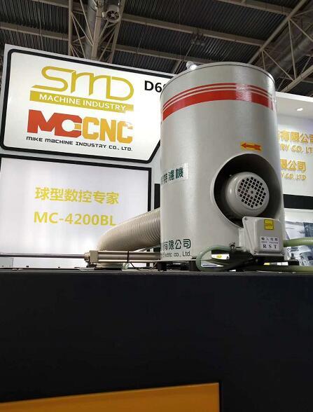 球形、球头、球面、球体CNC数控车床台湾麦克4200BL