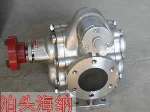 YCB、2CY、KCB不锈钢齿轮油泵