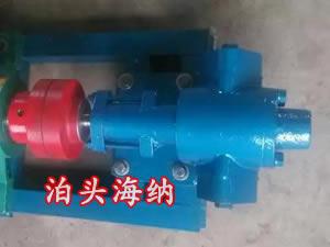 齿轮式渣油泵